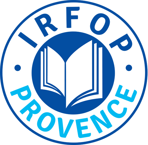 formation vendeur magasin, formation qualifiante, logo miniature d'IRFOP PROVENCE centre de formation continue à la valette du Var. IRFOP, centre de formation VTC transport à la valette du var